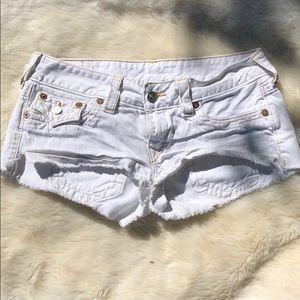 Joey Cut Off Shorts